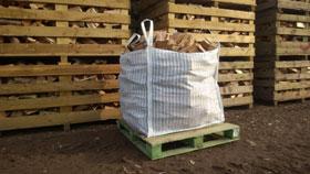 1 x Bulk Bag Kiln Dried Hardwood