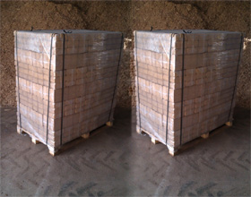 2 Full Pallets, 192 Packs Birch Briquette