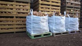 3 X Bulk Bags Kiln Dried Hardwood